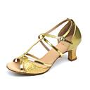 Ženske - Plesne cipele - Latin / Balska sala - Vještačka koža / Šljokice - Stiletto Heel
