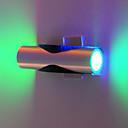 Ugradnju Zidne svjetiljke-LED / Mini Style / Uključuje li žarulju-Moderni / suvremeni-Metal