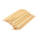 100pcs Nail Art Wood Stick zanoktica Pusher