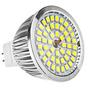 MR16 6W 48x2835SMD 580-650LM 5800-6500K přirozené bílé světlo LED bodovka (12V)