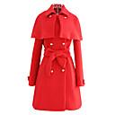 pinklady odvojivi plašt chalaza cape vuneni kaput
