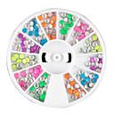 12 Boja Mini Rivet Nail Art dekoracija