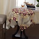 """33 """"čtvercové moderní tkaniny květinový stolek"""
