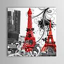 Protezala Canvas Art Arhitektura Paris Eiffelov toranj