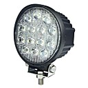 42W 13 LED Okrugli Rad Light