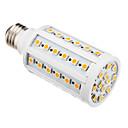 10W E26/E27 LED klipaste žarulje T 60 SMD 5050 850-890 lm Toplo bijelo AC 220-240 V
