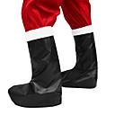 ブーツ サンタスーツ イベント/ホリデー ハロウィーンコスチューム ブラック シューズ クリスマス 男女兼用 ポリウレタンレザー