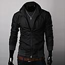 JYFZ Pánské Black Bottom závitnice límec Jacket