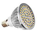 3W E14 LED bodovky MR16 60 SMD 3528 240 lm Teplá bílá AC 110-130 / AC 220-240 V