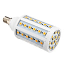 10W E14 LED klipaste žarulje T 60 SMD 5050 850-890 lm Toplo bijelo AC 220-240 V