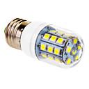 4W E26/E27 LED corn žárovky T 30 SMD 5050 450 lm Chladná bílá AC 220-240 V