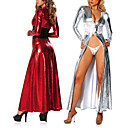 Cosplay Kostýmy Více kostýmů Festival/Svátek Halloweenské kostýmy Šaty Halloween / Karneval Dámské Polyester / Polyurethanová kůže