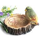 Kineska Style Bird i drvo Pile Pepeljara