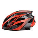 Žene / Muškarci - Kaciga - Mountain / Cesta / Pola Shell - za  Biciklizam / Brdski biciklizam / biciklom na cesti (Srebrna / Crn ,PC /