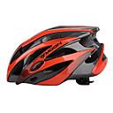Žene / Muškarci / Uniseks - Kaciga - Pola Shell - za  Biciklizam / Brdski biciklizam / biciklom na cesti (Crn / žuta , PC / EPS) 21
