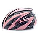 MOON Cyklistika Black a Pink PC / EPS 21 Vents Ochranné Ride Přilba