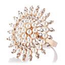 Palace serije salveta prstenova, set od 4 Alloy Promjer 4,5 cm