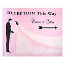 Krepový papír Svatební dekorace-1ks / Set Personalizováno