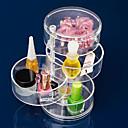 Kutija za šminku Plastična kutija / Kutija za šminku Akril Jednobojni 11.5 x 11.5 x 17.6