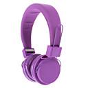EX09I 3,5 mm stereo Kvalitní On-ear sluchátka pro PC/MP3/MP4/Telephone (Purple)
