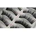 10 Parovi Pro visoke kvalitete ručno izrađene od sintetskih vlakana kose Debeli Long Style umjetne trepavice