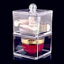 Ukládání make upu Kosmetická taška / Ukládání make upu Akrylát Jednobarevné 17x9x9