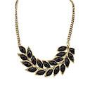 Ženska Europska Bohemia Fashion Style (Lišće) Smola Alloy Tanjur Statement ogrlica (više boja) (1 kom)