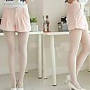 Kalhoty Sweet Lolita Princeznovské Cosplay Lolita šaty Růžová Jednobarevné Lolita Lolita Kraťasy Pro Dámské Polyester