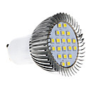 5W GU10 LED corn žárovky MR16 20 SMD 2835 370-430 lm Chladná bílá AC 220-240 V