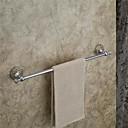 Suvremeni stil Zidna kromirani mesing ručnike