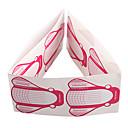 10ks Růžové Nail Art Forms akrylátových a UV Gel Tipy