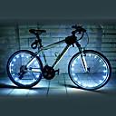 Svjetla za bicikle / svjetla kotača LED Biciklizam Vodootporno AA Lumena Baterija Biciklizam-FJQXZ®