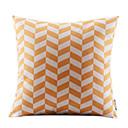 幾何学的なコットン/リネンDecorrative枕カバー