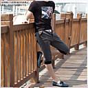 Olrik Knit 3/4 dlouhé kalhoty (tmavě šedá)