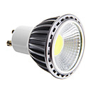 5W GU10 LEDスポットライト COB 50-400 lm クールホワイト 明るさ調整 交流220から240 V