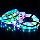 150 LED付き5メートル5050 SMD ws2811交響楽RGB防水LEDストリップライト(12V)