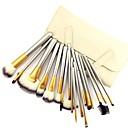 18 Četka Setovi Koza četka za kosu / Pony Brush / Synthetic Hair / Nylon Brush / Konj Usna / Oko / Lice Others