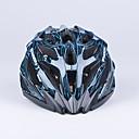 moon 27 ventiliranje PC + EPS predoblikovanom crnu i plavu biciklističku kacigu (56-62cm)
