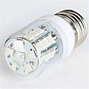 4W E26/E27 LEDコーン型電球 T 27 SMD 5050 300 lm ブルー 交流220から240 V