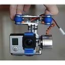 FPV GoPro hero 3 fotoaparát gimbal montáž PTZ pro DJI fantomové x525 F450 F550 s motory& gimbal regulátor