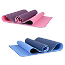 aimida - extra dugo eko-friendly TPE yoga pilates mat (6mm)