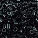 子供のための約500個/袋5ミリメートル黒perlerビーズヒューズビーズ浜ビーズDIYのジグソーパズルEVA素材のセーフティ