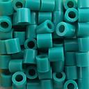 子供のための約500個/袋5ミリメートル湖青perlerビーズヒューズビーズ浜ビーズDIYのジグソーパズルEVA素材のセーフティ