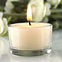 8 hodin trvající Vanila olej parafín svíčka, antibakteriální, říje, propagaci, čištění a pacificating