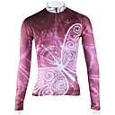 PALADIN® Biciklistička majica Žene Dugi rukav Bicikl Prozračnost / Quick dry Biciklistička majica / Majice 100% poliester DungiProljeće /