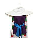 Inspirirana Dragon Ball Piccolo Anime Cosplay nošnje Cosplay Suits Kolaž Ljubičasta Bez rukava Plašt / Top / Hula-hopke / Pojas