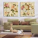 Protezala Canvas Art Cvjetni Dana Set od 2