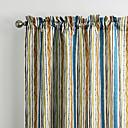 Philips mladi - (dvije ploče) suvremena više boja minimalistički striola zavjesa