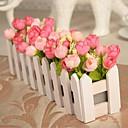 Podružnica Polyester Roses Cvjeće za stol Umjetna Cvijeće 30 x 10 x 10(11.8'' x 3.94'' x 3.94'')