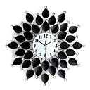 ファッショナブルな創造的な近代的なノベルティ形状リビングルームの壁時計